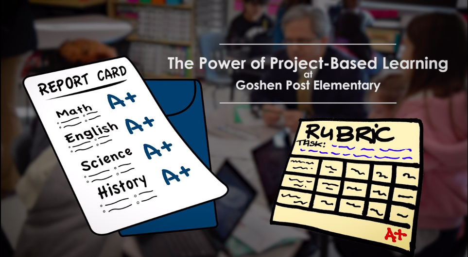 Project Based Learning @ Goshen Post