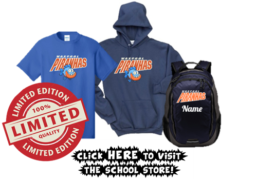 Waxpool Spirit Wear!