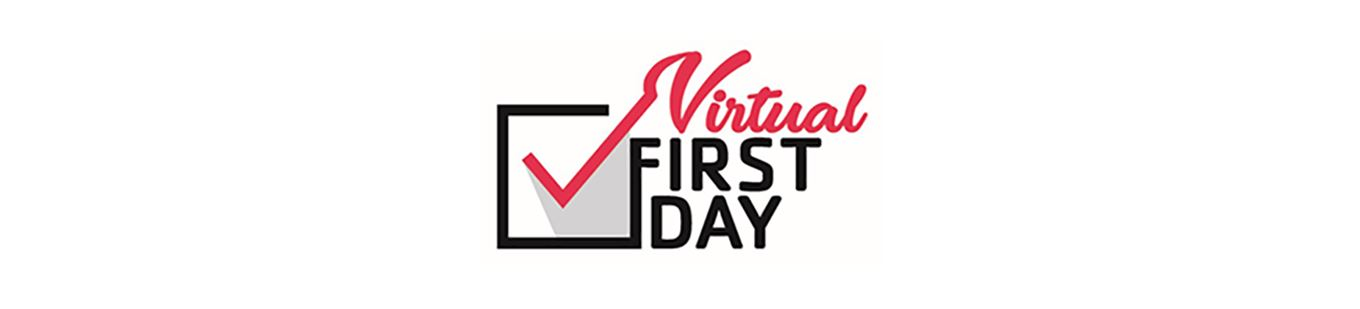 Virtual First Day logo