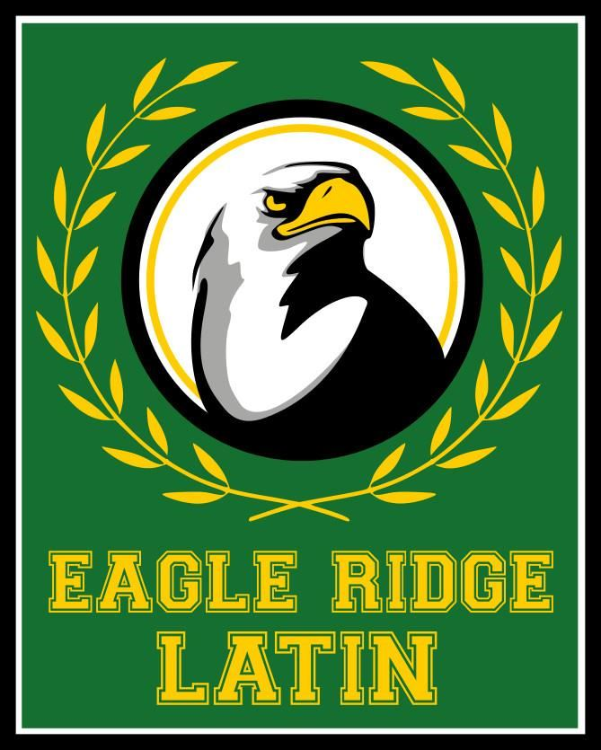 Eagle Ridge Latin logo