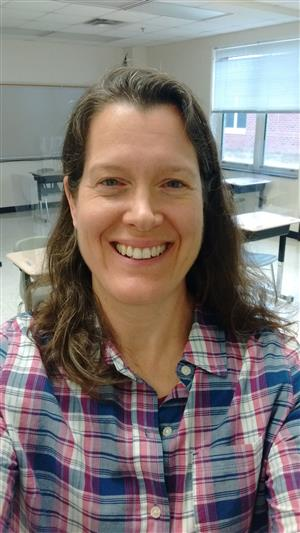 Krista Rogers, German Teacher