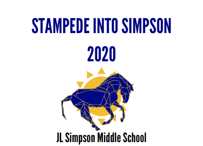 Stampede Into Simpson
