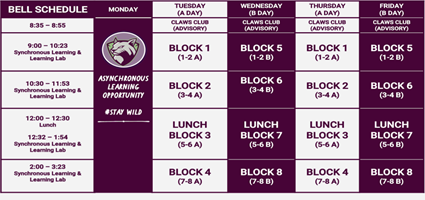 ABAB Schedule