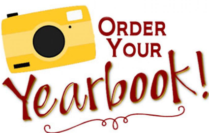Order a Yearbook Here!