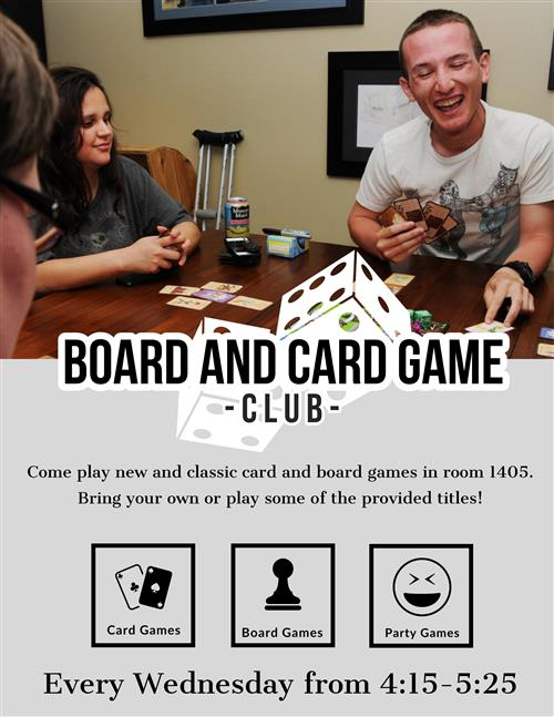 Card and Board Game Club