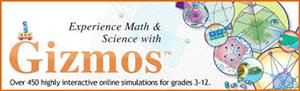 Science and math simulation site