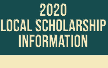 2020 Local Scholarship Information