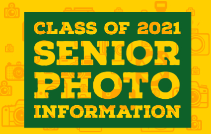 Class of 2021 Senior Photo Information