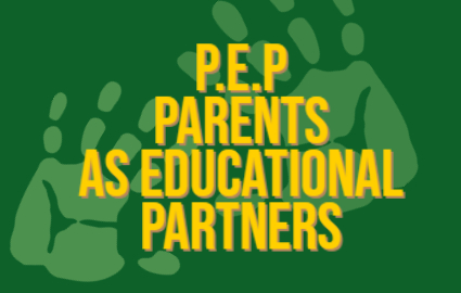 PEP Parents as Educational Partners