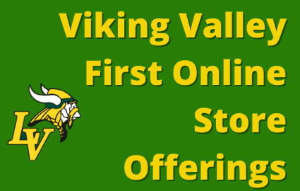 Viking Valley First ONline Store Offering