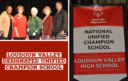 Loudoun Valley Designated Unified Champion School