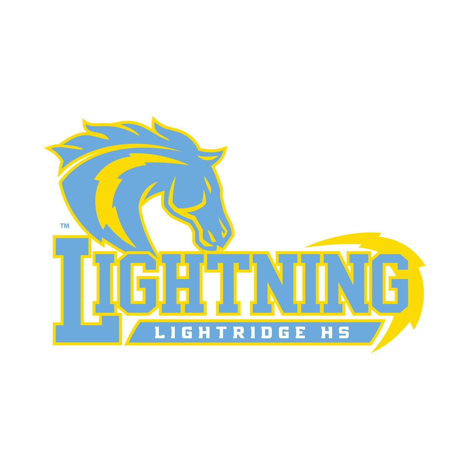 Official Lightridge Lightning symbol.