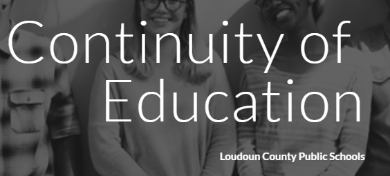 Continuity of Education at LCPS