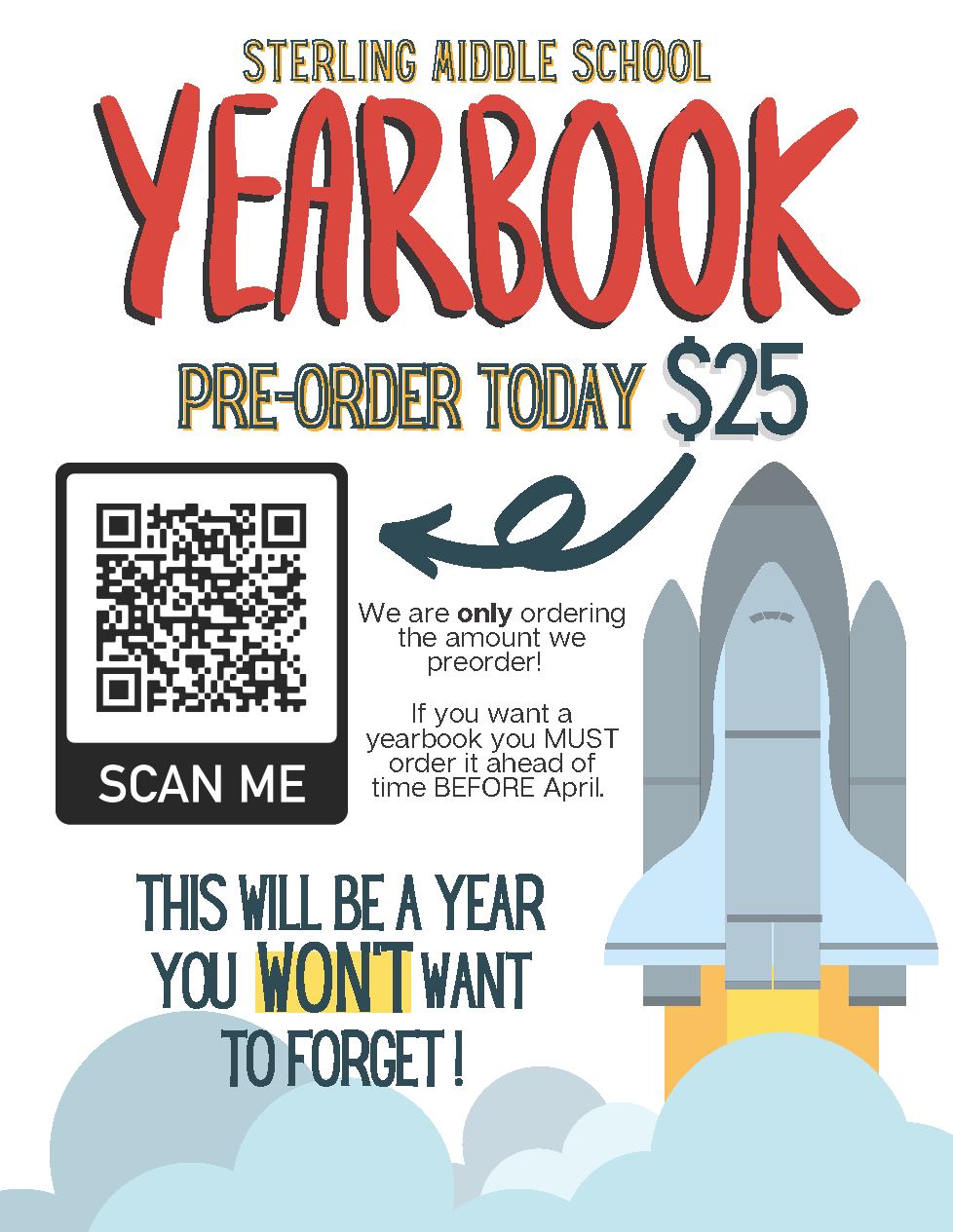 yearbook ordering instructions