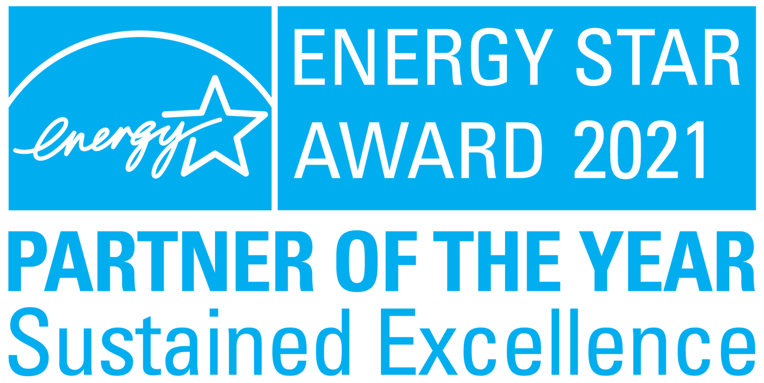 Energy Star Sustained Excellence award
