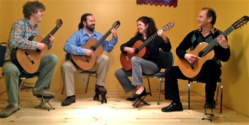 NOVA Guitar Quartet