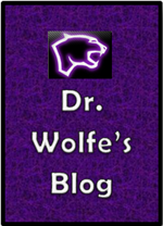 Dr. Wolfe's Blog