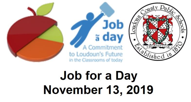 Job for a Day - Nov. 13
