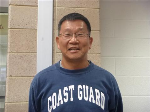 Peter Kim - Social Science Teacher