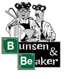 Two of my favorite scientists, Dr. Bunsen Honeydew and his assistant Beaker.