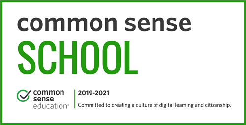 Common Sense School banner 2019-2020