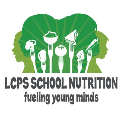 LCPS School Nutrition logo