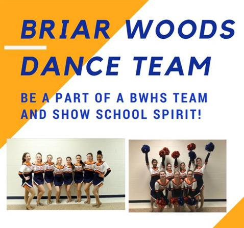 BRIAR WOODS DANCE TEAM