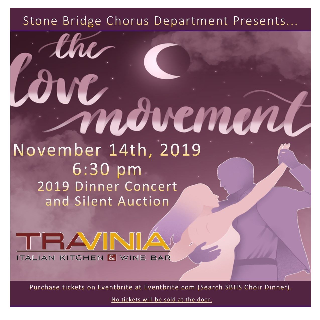 Love Movement - Choir Concert and Fundraiser