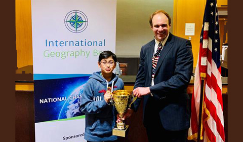 International Geography Bee