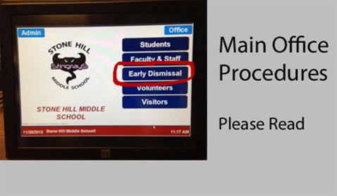 Main Office Procedures
