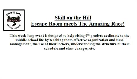 Skill on the Hill Info