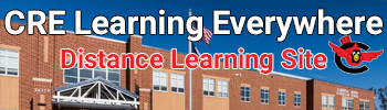 CRE Learning Everywhere - Distance Learning Site opens in new window