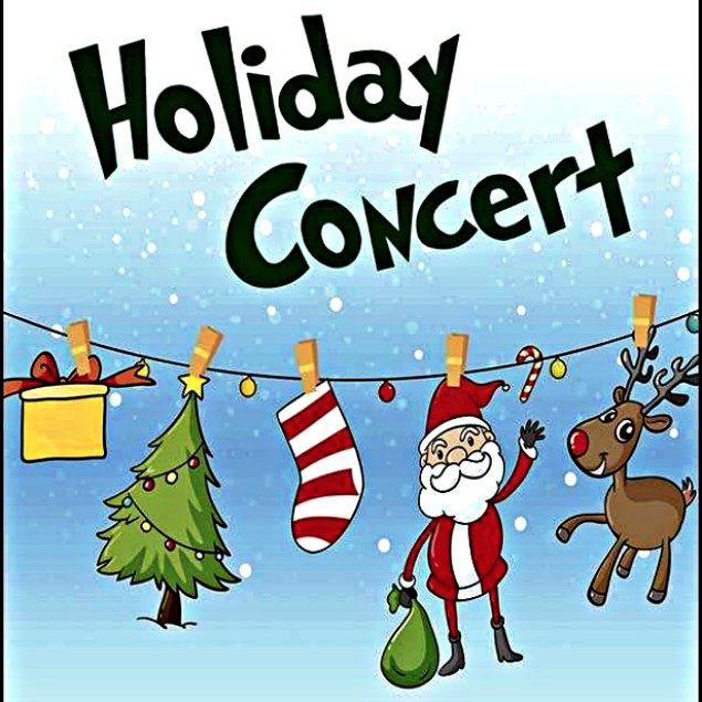 Holiday Concert - Dec. 20, 2018