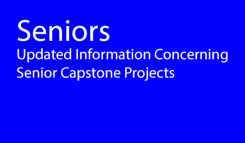 Senior Capstone Projects