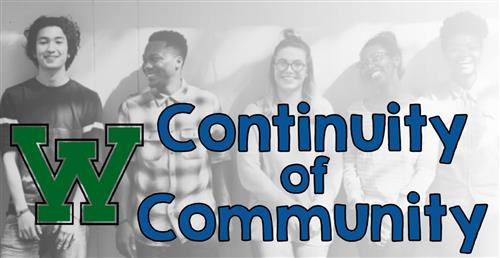 WHS Continuity of Community