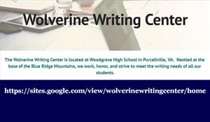 WHS Writing Center