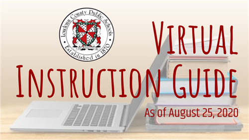 Virtual Instruction Guide