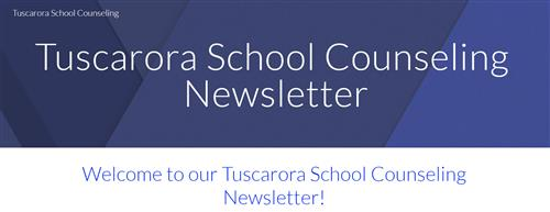 THS School Counseling Newsletter