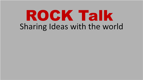ROCK Talks 2018