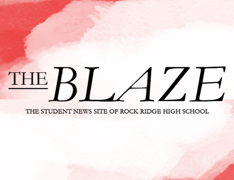 Icon for The Blaze, the school newspaper.