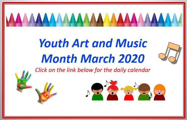 Art and Music Month