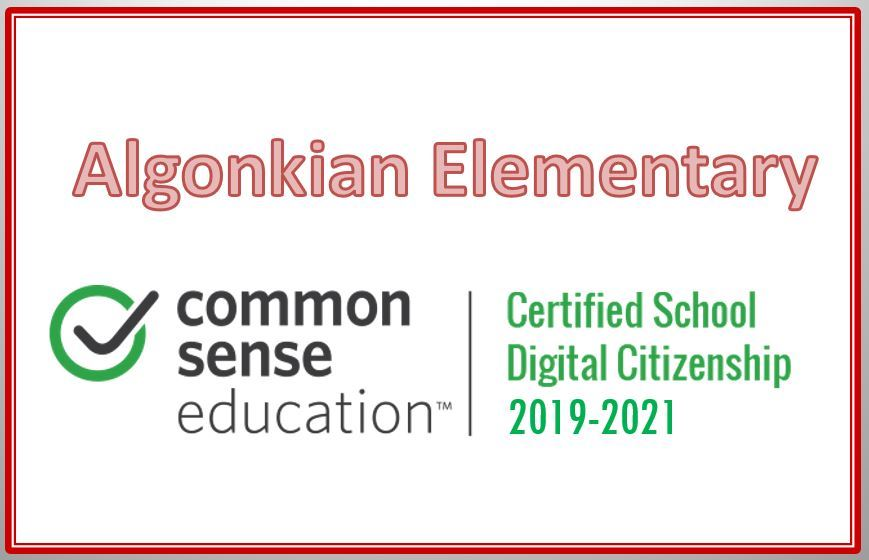 Common Sense Media Digital Citizenship Certified School