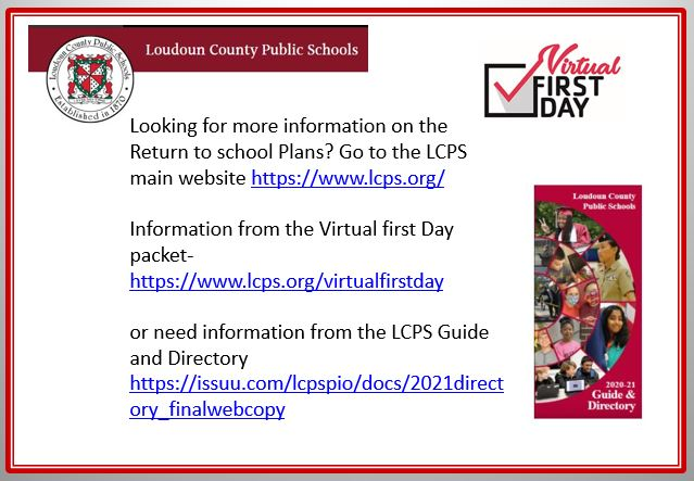 LCPS Information