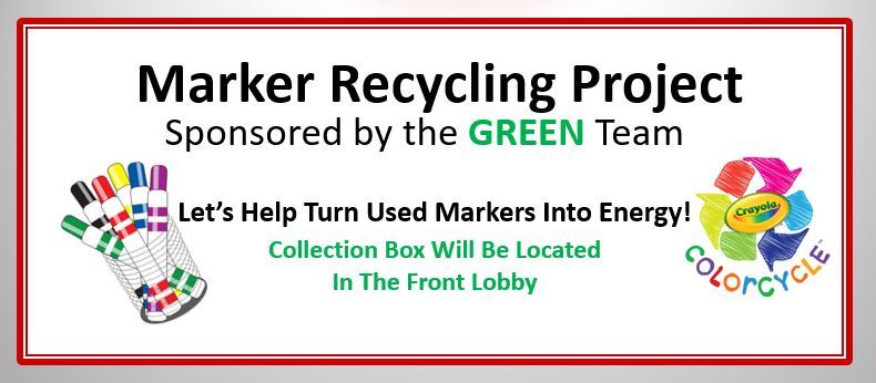 Marker Recycling Project