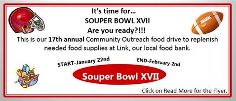 The Souper Bowl