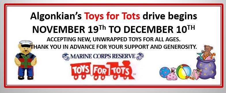 Community Outreach Toys for Tots