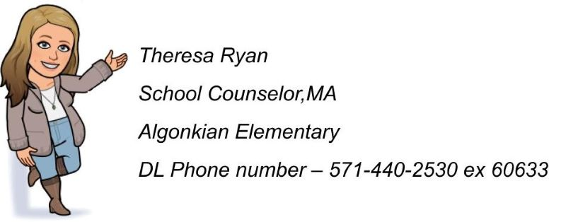 Contact Ms. Ryan During Distance Learning