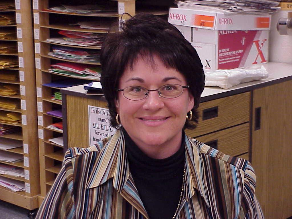 Mrs. Lantzy