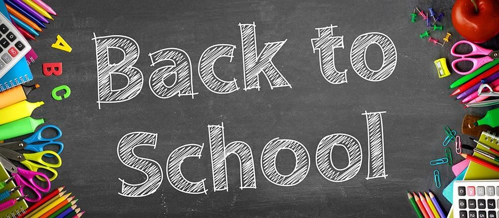 Back to School Night August 20th