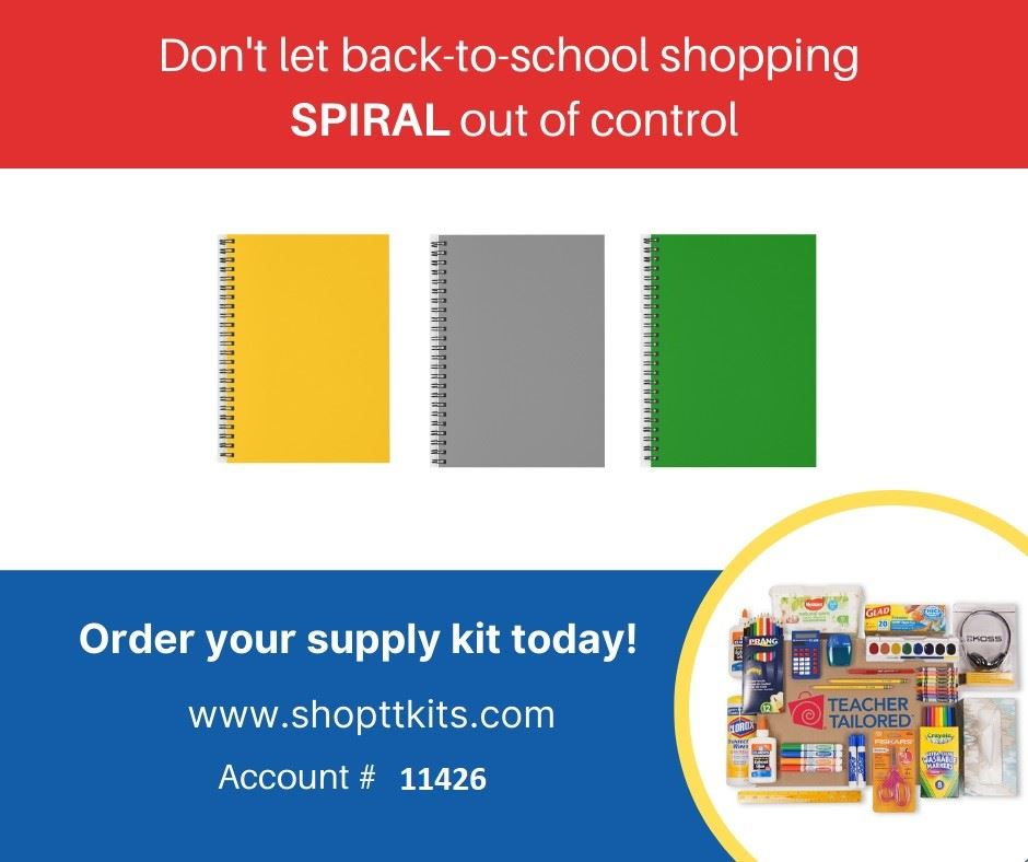 Student Supply Kits